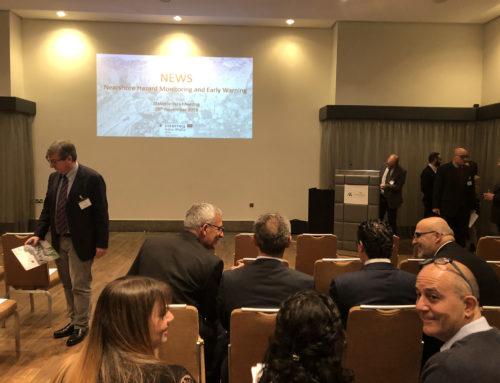 29 Novembre 2019 – Stakeholders Meeting @Malta