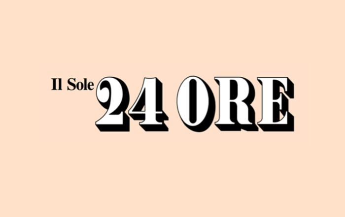 """logo """"Il Sole 24 Ore"""""""